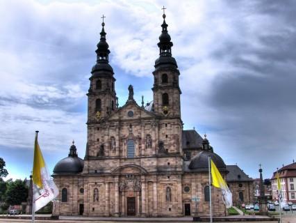 Hoher Dom zu Fulda – Sakristei um 1700