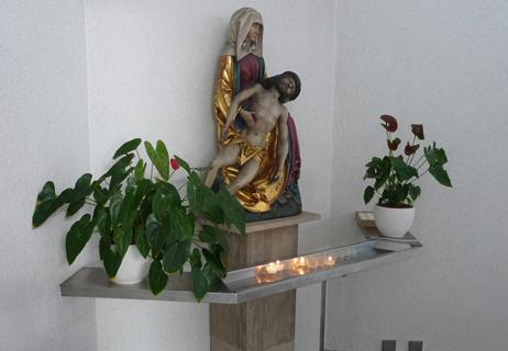 Kirchenausstattung Edelstahl