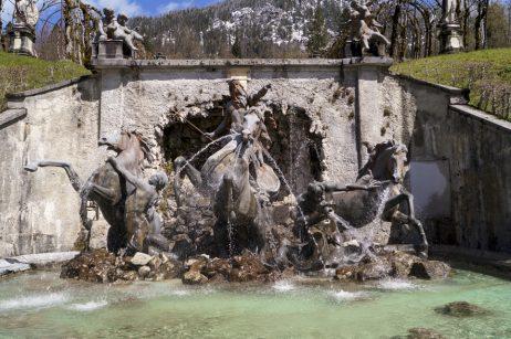 Schloss Linderhof –  Parkanlage
