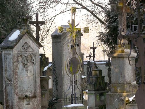 Straubing – Historischer Friedhof St. Peter