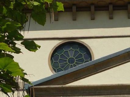 Pforzheim Aussegnungshalle – Konzeption Historische Stahlfenster